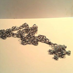 Eboy skull chain necklace